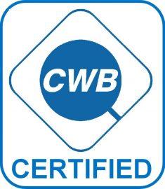 LOGO QUALITY CWB CERTIFIED